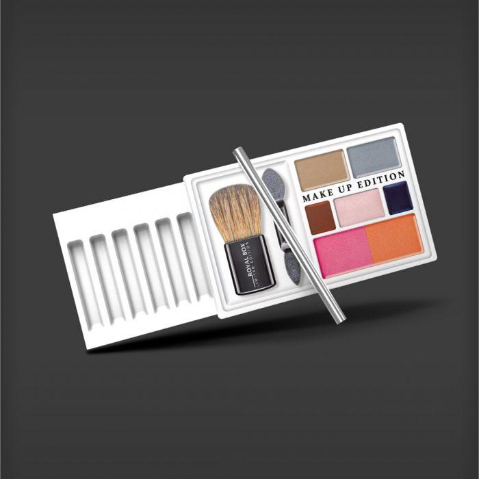 Royal Box - Make-Up White