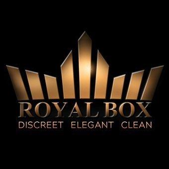 Royal Box - Discreet   Elegant   Clean