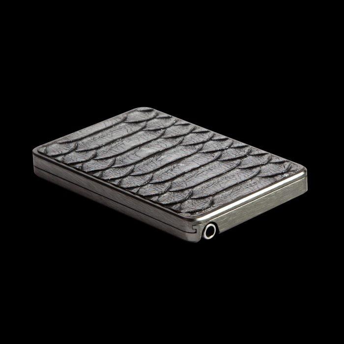 Royal Box Python Titanium